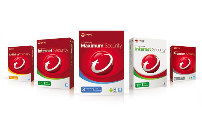 Trend Micro Titanium Security 2014 piyasaya çıktı