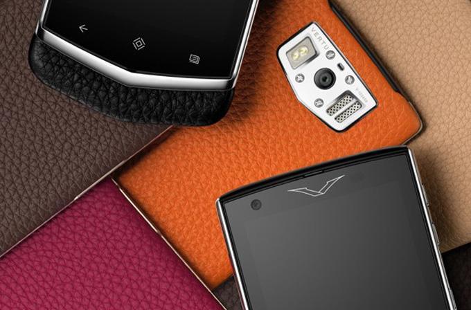Vertu'dan 'satın alamayacağınız' bir Android telefon daha