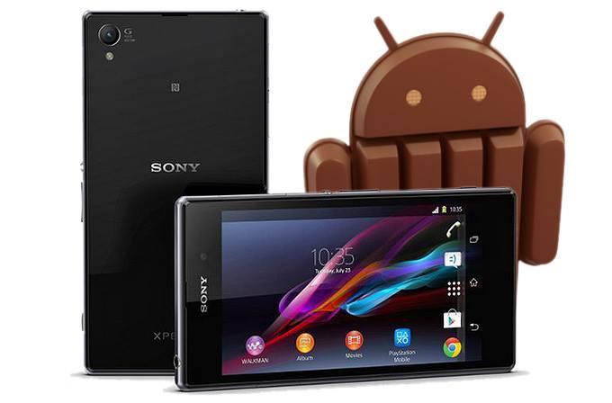Hangi Sony Xperia cihazlar Android 4.4 olacak?