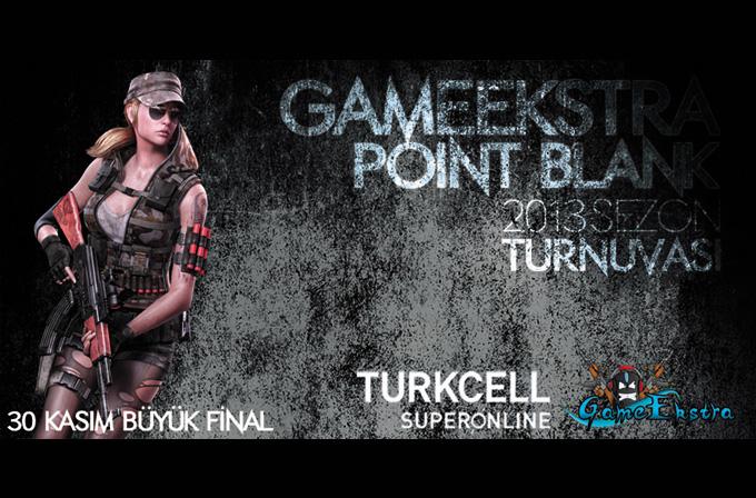 GameEkstra Point Blank Oyun Turnuvası Büyük Finali için geri sayım başladı
