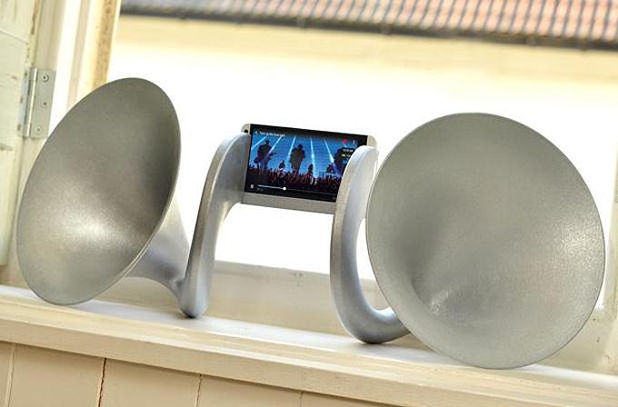 HTC One'a özel 1.610$'lık hoparlör