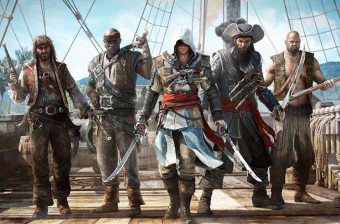 Assassin's Creed: Pirates, akıllı telefon ve tabletlere geliyor