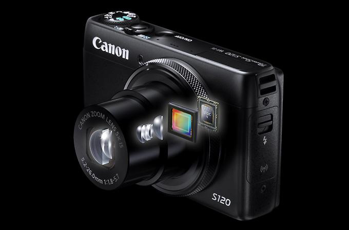 Canon PowerShot G16 ve PowerShot S120 tanıtıldı