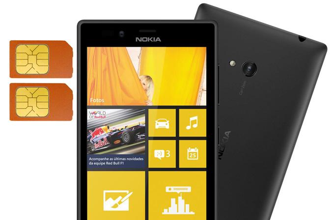 Çift SIM kart çalıştıran Nokia Lumia geliyor