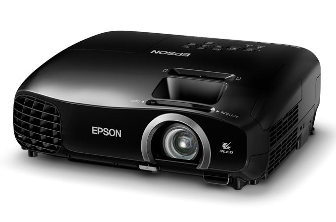 EPSON'dan kış günlerinize renk katacak projektör