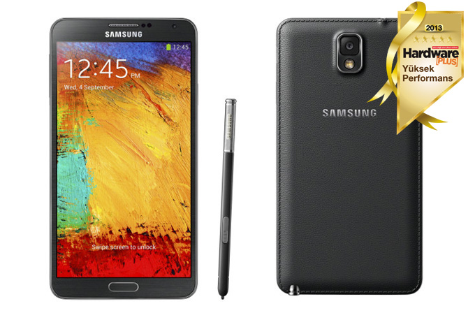 Video inceleme: Samsung Galaxy Note 3