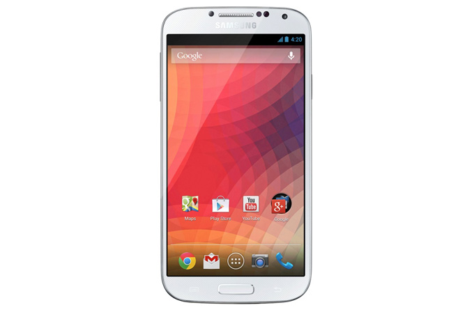 Galaxy S4 Google Play Edition'a Android 4.4 geldi