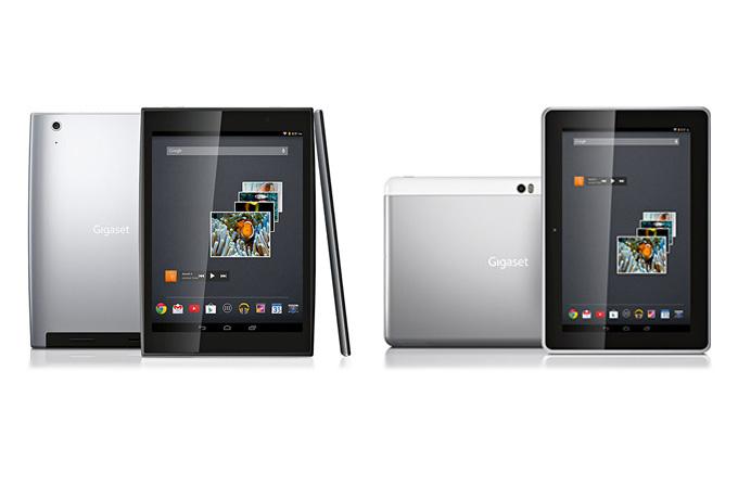 Gigaset Android tablet pazarına giriyor