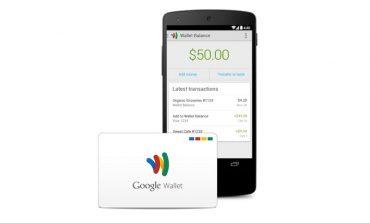 Google Wallet fiziksel kart oldu