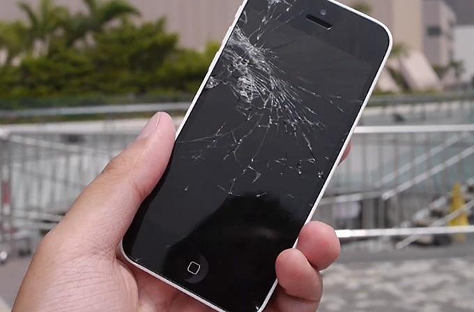 Apple Store'lar iPhone 5S ve 5C ekranı tamir edecek