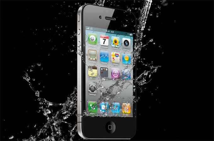 HWP TV – iPhone'u su geçirmez yapmanın yöntemi: Water Shield