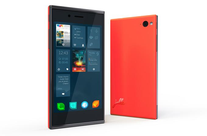 """Eski Nokia çalışanlarının tasarladığı """"Jolla"""" piyasaya çıkıyor"""