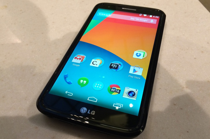 LG G2'ye Paranoid Android 4.0 (Android 4.4 KitKat) geldi