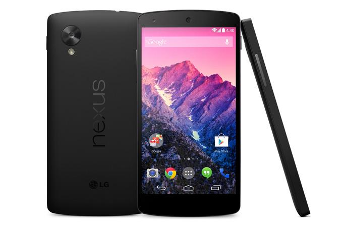 LG Nexus 5'in tüm detayları ve çıkış tarihi