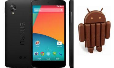 Nexus 5, 4.4.3 güncellemesine kavuştu