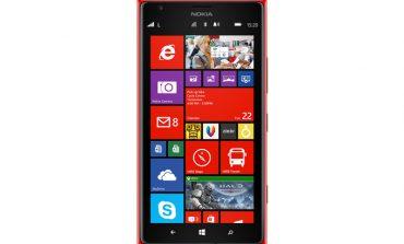 Nokia'nın en büyük akıllı telefonu Lumia 1520 satışa çıktı