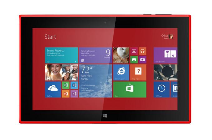 Nokia Lumia 2020, 8 inç ekranla gelecek