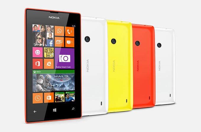 Karşınızda ekonomik Windows Phone Nokia Lumia 525