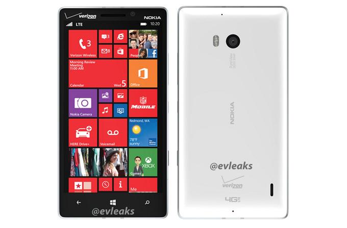 Nokia Lumia 929 sızdırıldı