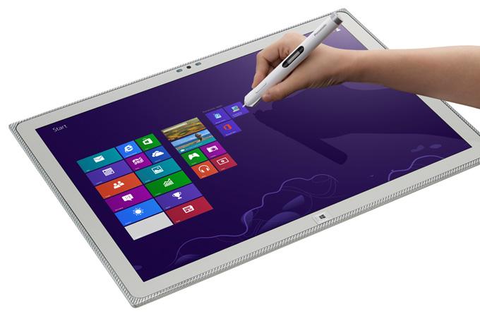 Panasonic'in 20 inç 4K Ultra HD tableti piyasaya çıkıyor