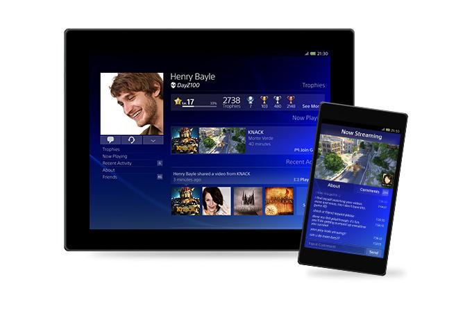 iOS ve Android için resmi PlayStation uygulaması çıktı