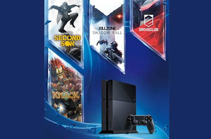 PS4, adına yaraşır şekilde 4 özel oyunla geliyor