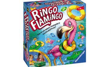 Bilgisayar oyunlarından bıkan çocuklarınıza kutu oyunu: Ringo Flamingo