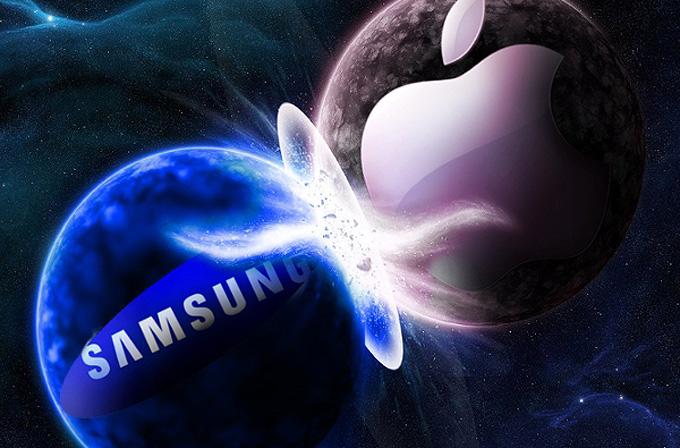 Akıllı telefon nakliyatının yarısı Samsung ve Apple'a ait