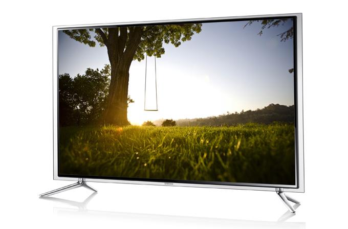 Samsung 40 ve 46 inç F6800 Smart TV'ler akıllı kablosuz klavye hediyeli