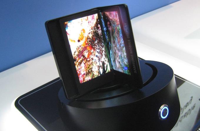 Samsung'un katlanabilir ekranları ne zaman gelecek?