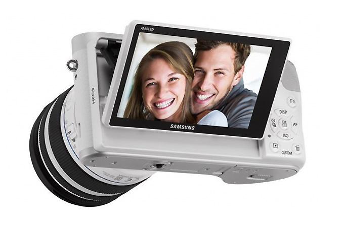 Samsung'un ilk Tizen ürünü NX300M kod adlı kamera oldu