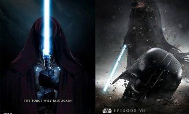 Star Wars hayranlarından Episode 7 posterleri
