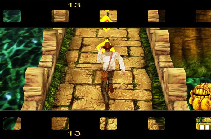 Meşhur mobil oyun Temple Run film oluyor!