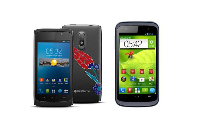 Yerli akıllı telefonlar piyasaya hareketlilik getiriyor