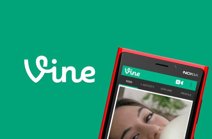 Windows Phone kullanıcılarına Vine müjdesi!