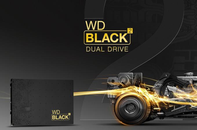 Dünyanın ilk SSD+HDD ikili sürücüsü WD'den