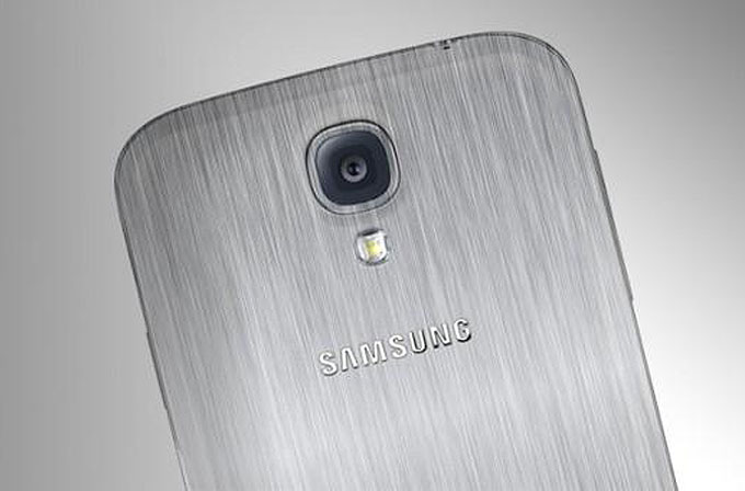 Samsung Galaxy S5 metal kasayla gelebilir