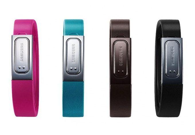 Samsung'un ilk fitness bilekliğine hazır olun