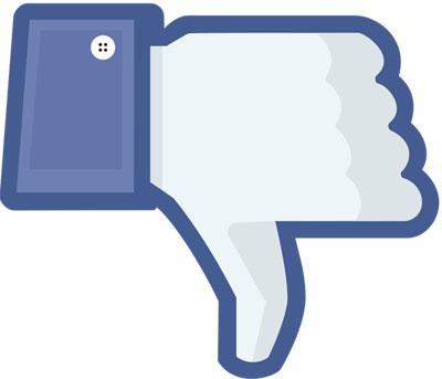 """Facebook'a """"dislike"""" yani beğenmeme tuşu geldi"""