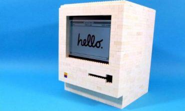 1984'ün klasik Apple Macintosh'u LEGO oldu