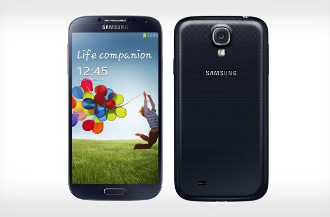"""Samsung Galaxy S4 ve S4 Mini modellerine """"simsiyah"""" renk seçeneği gelebilir"""
