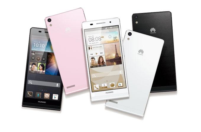 Huawei Ascend P7 ne zaman geliyor?