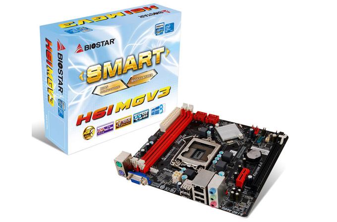 DataStar'dan uygun fiyatlı Biostar anakart