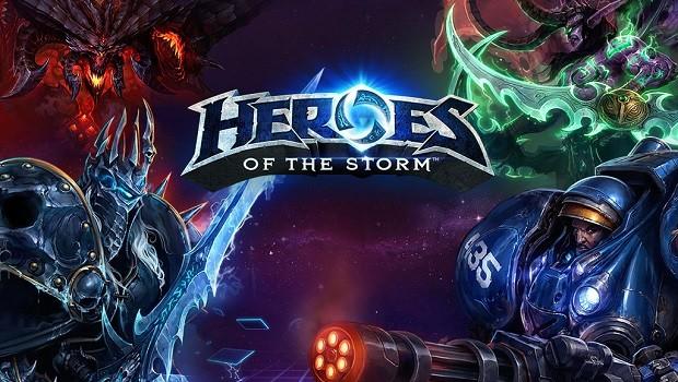 Kaspersky Lab'dan Heroes of the Storm için epik bir teklif