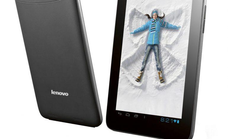 Lenovo'dan yılbaşı tavsiyesi: IdeaTab A1000L