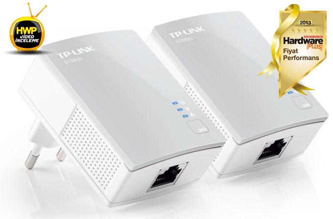 TP-LINK TL-PA4010KIT video inceleme