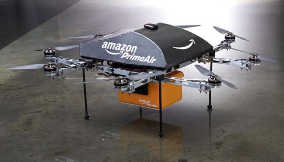 Amazon'dan insansız taşımacılık servisi