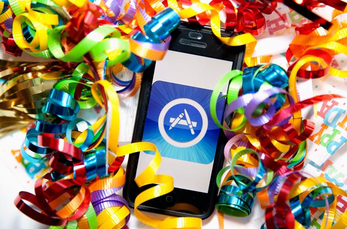 ABD App Store'undaki uygulama sayısı 1 milyonu geçti