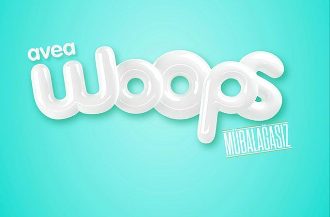 Avea'nın yeni gençlik markası Woops ile tanışın