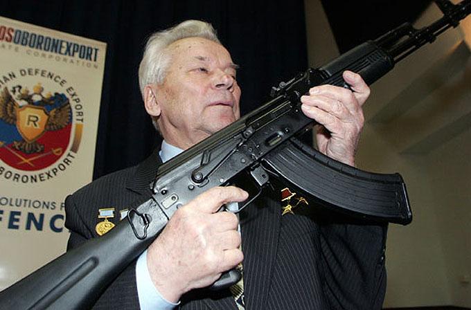 AK-47'nin mucidi Mikhail Kalashnikov hayatını kaybetti